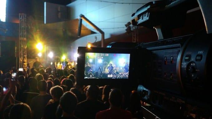 Spectrum Video big screen projection